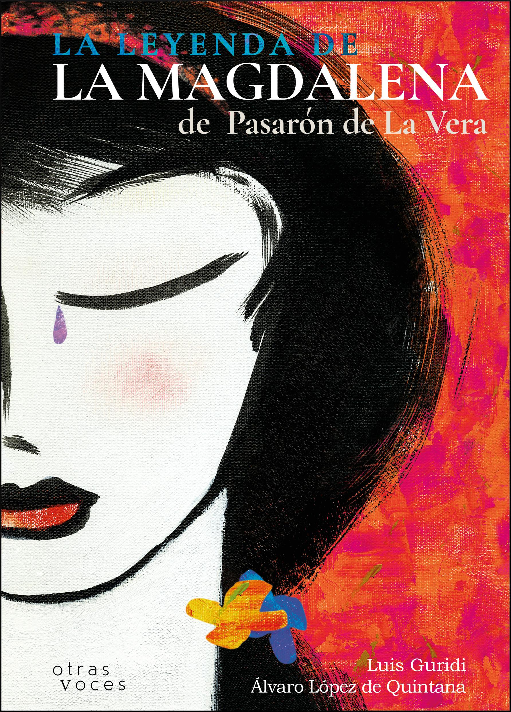 La leyenda de la Magdalena de PAsarón de la Vera - Luis Guridi portada