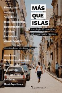 14x21 Más que islas - portada antología de cuento caribe